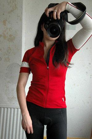 自転車の 自転車 ウェア レディース おしゃれ : 女性自転車乗り ...